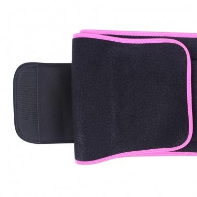Velcro workout (women breathable compression silhouette) waist shaper 5