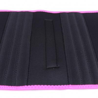 Velcro workout (women breathable compression silhouette) waist shaper 4