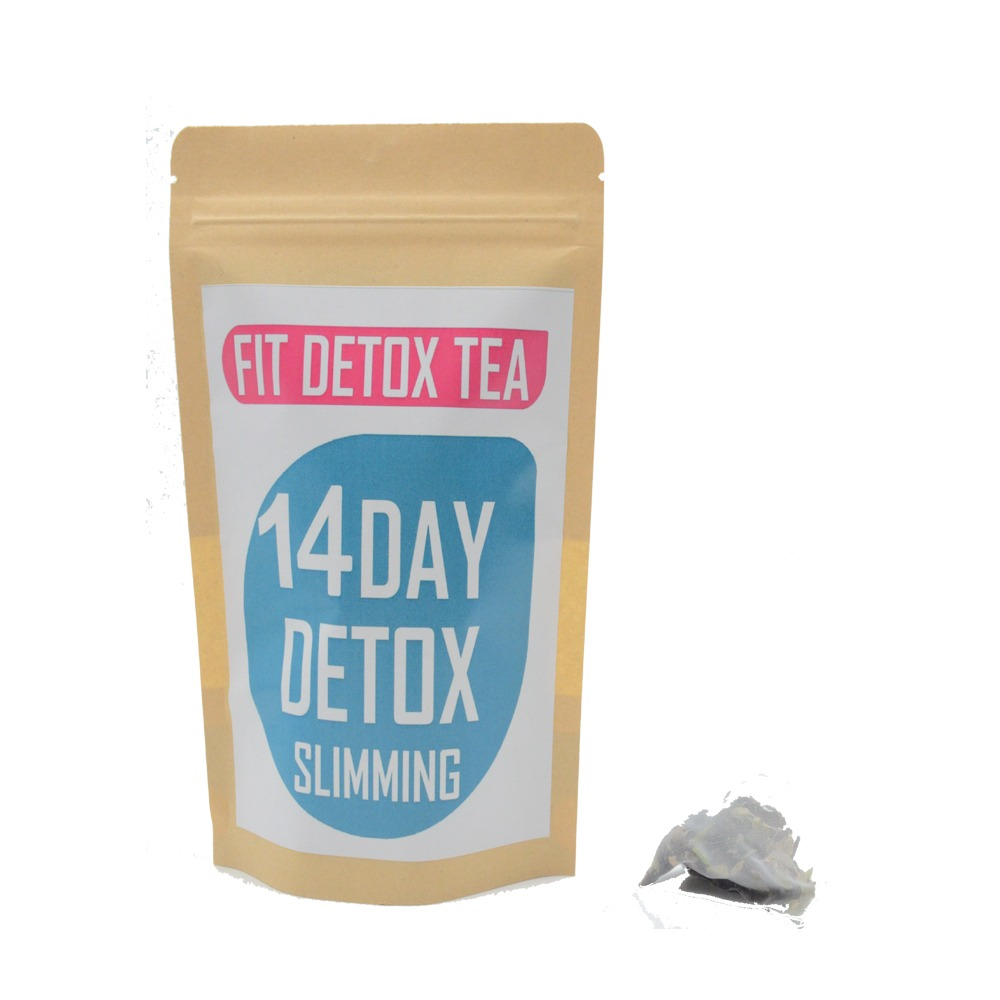 Fit detox tea 28Day(2packs required) detox slimming