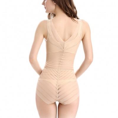 Nini Tummy Control Black Push Up Traceless Body Shapewear 3