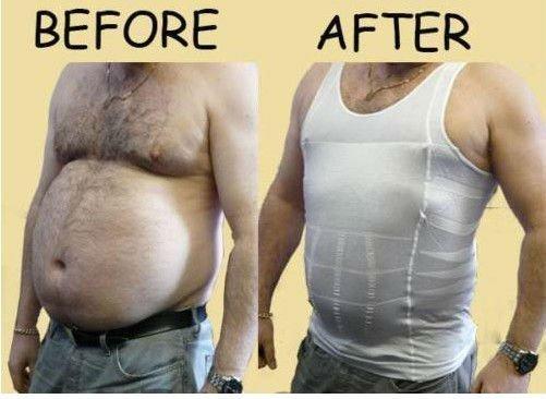 Men's Body Shapewear 4