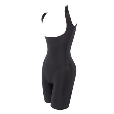 Zara Black Underbust Body Shaper 4
