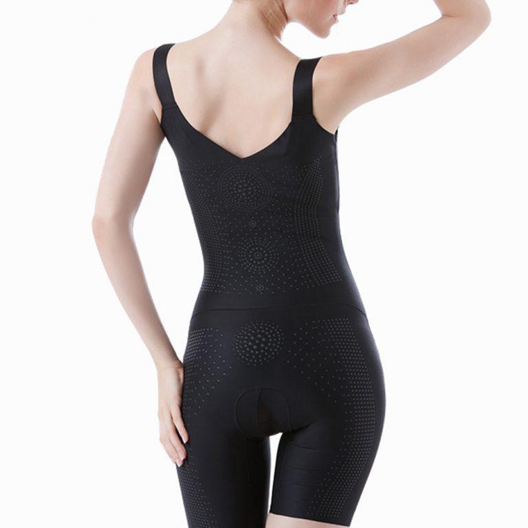 Jane lightweight Slim Smooth Full Anion Dots bodysuit shapewear 6