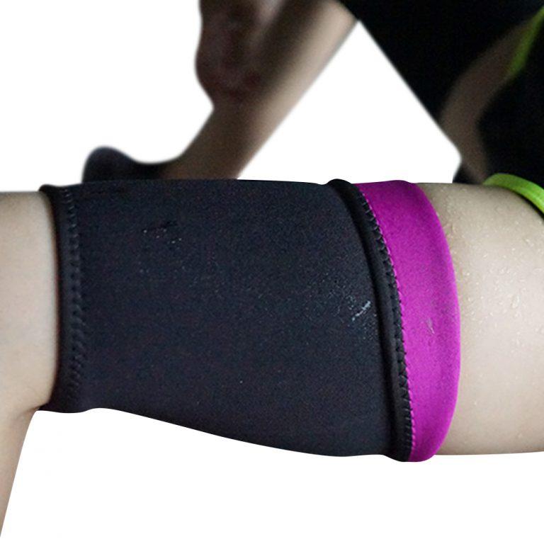 Zee neoprene Burst Sweat Thigh Sheath workout shaper (Anti Injury) 4
