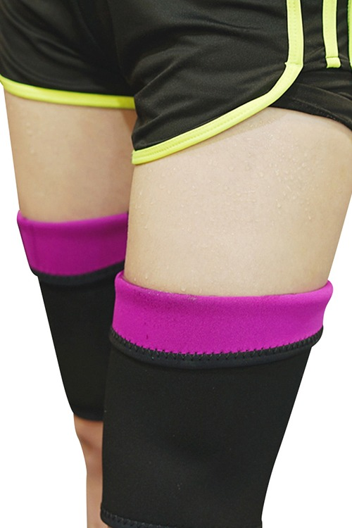Zee neoprene Burst Sweat Thigh Sheath workout shaper (Anti Injury) 3