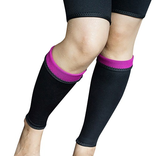Zee Neoprene Burst Sweat Calf workout Shaper (anti injury)