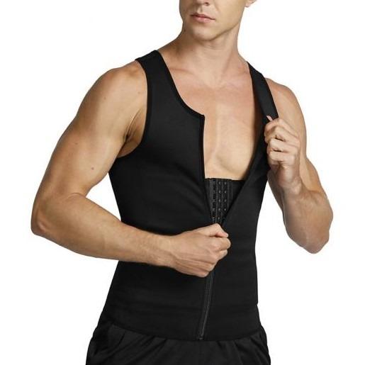Men's  Abdominal Compression Vest Shaper