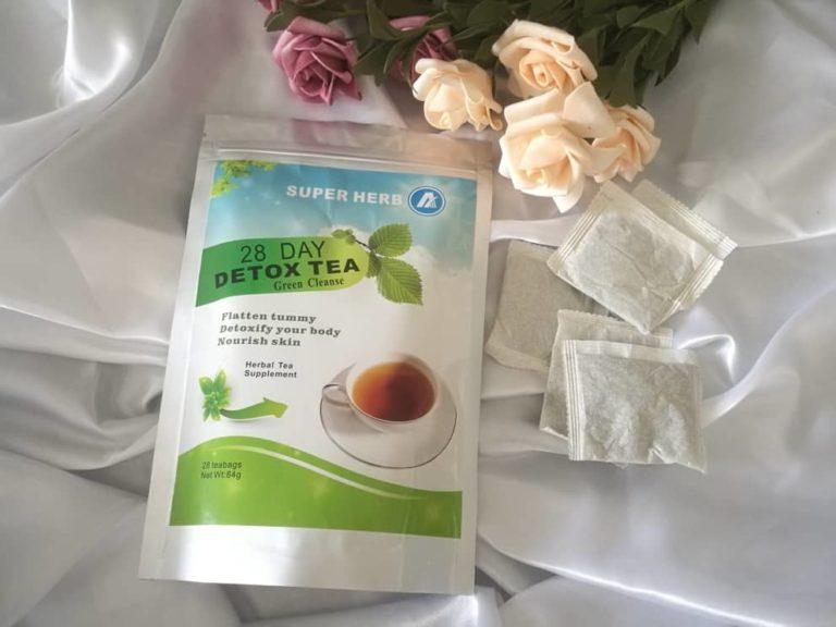 Super Detox Slimming Herbal Tea 2
