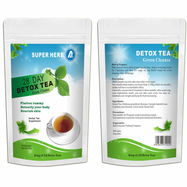Super Detox Slimming Herbal Tea