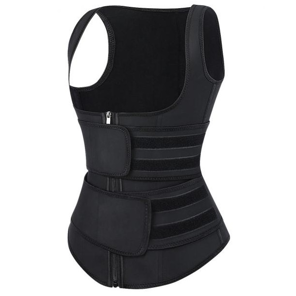 Eva High Compression Vest Shaper (Double Strap)