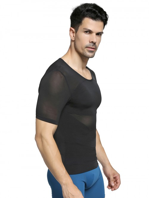 Jayden Double Layer Mesh Vest Shaper 3