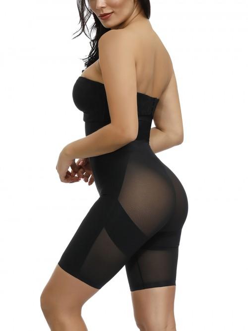 Natasha Feminine Strapless Bodyshaper 4