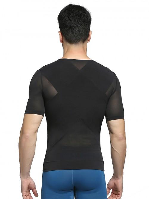 Jayden Double Layer Mesh Vest Shaper 4