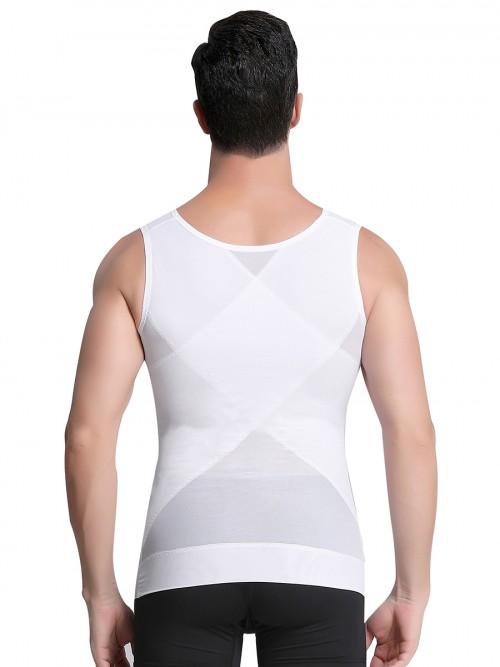 Owen Tank Double layered mesh vest shaper 7