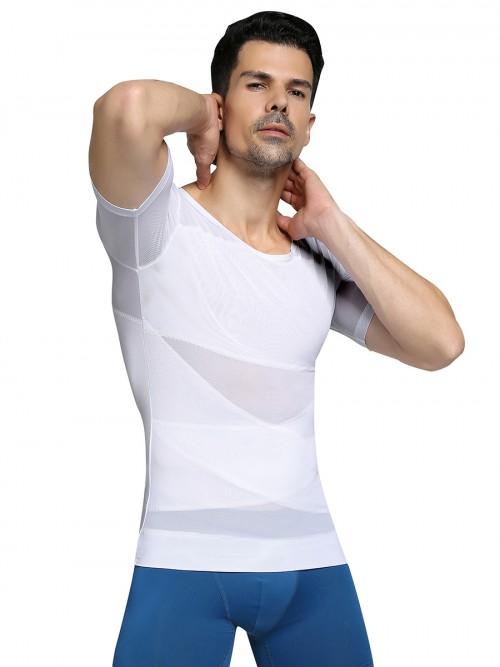 Jayden Double Layer Mesh Vest Shaper 5
