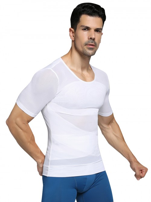 Jayden Double Layer Mesh Vest Shaper 8