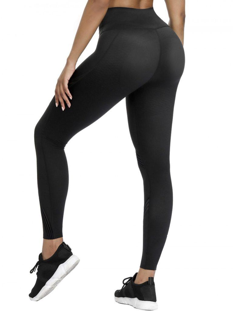 Alexandra 3D Print High Waist Tech Leggings. 4