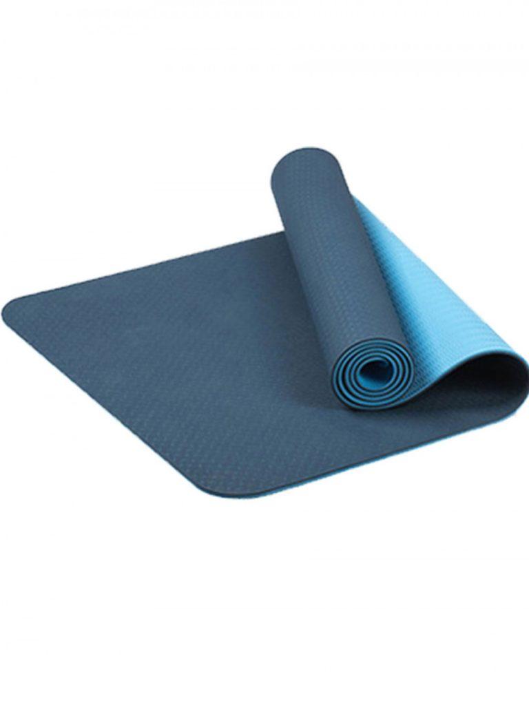 TPE anti slip layer yoga/fitness mat 2