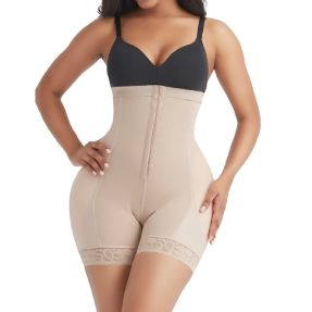 Nicki Hip-Butt Pad Strapless Bodyshaper