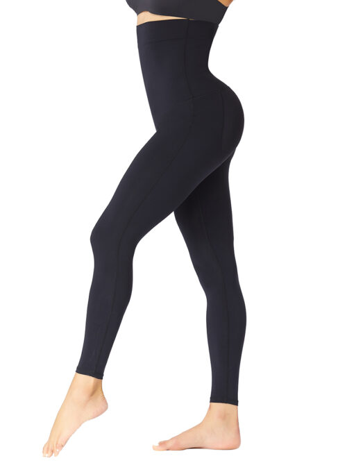 Amelia High Waist Tummy Flattening Leggings Shaper 7
