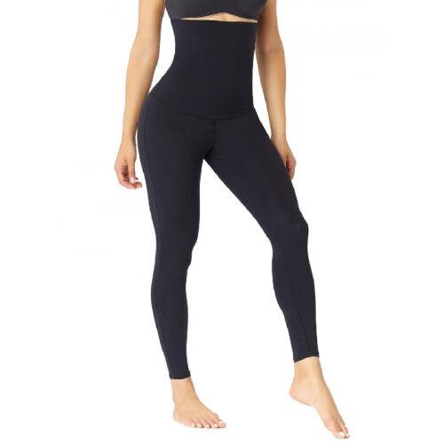 Amelia High Waist Tummy Flattening Leggings Shaper
