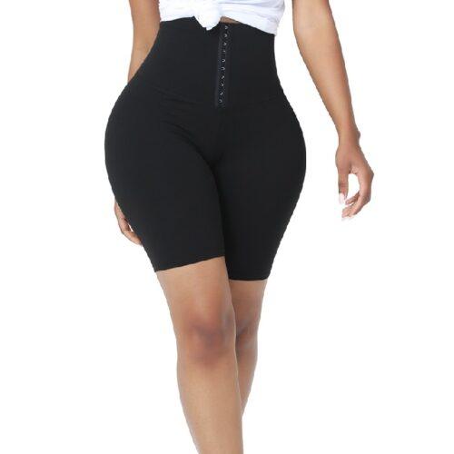 AMA High Waist Shorts