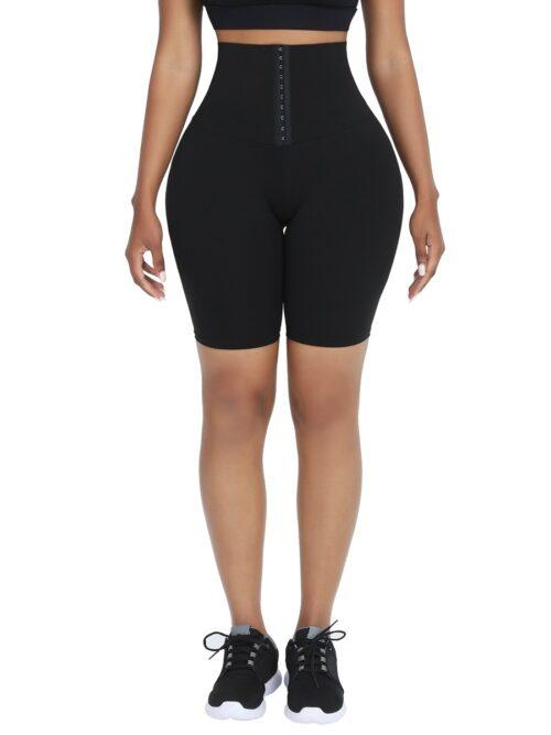 AMA High Waist Shorts 5