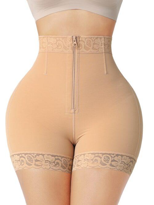 Alexa High Waist Butt Lifter Shorts 3
